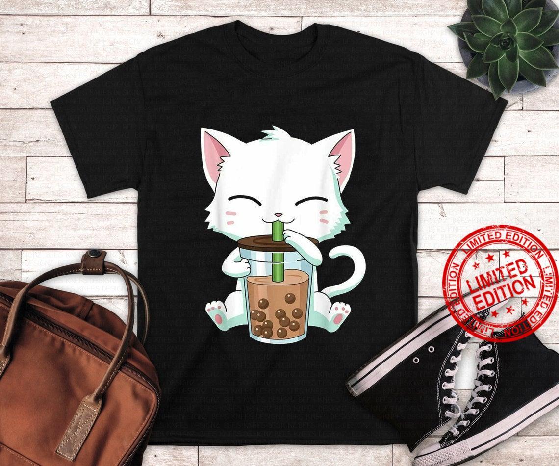 Cute Kawaii Bubble Tea Shirt