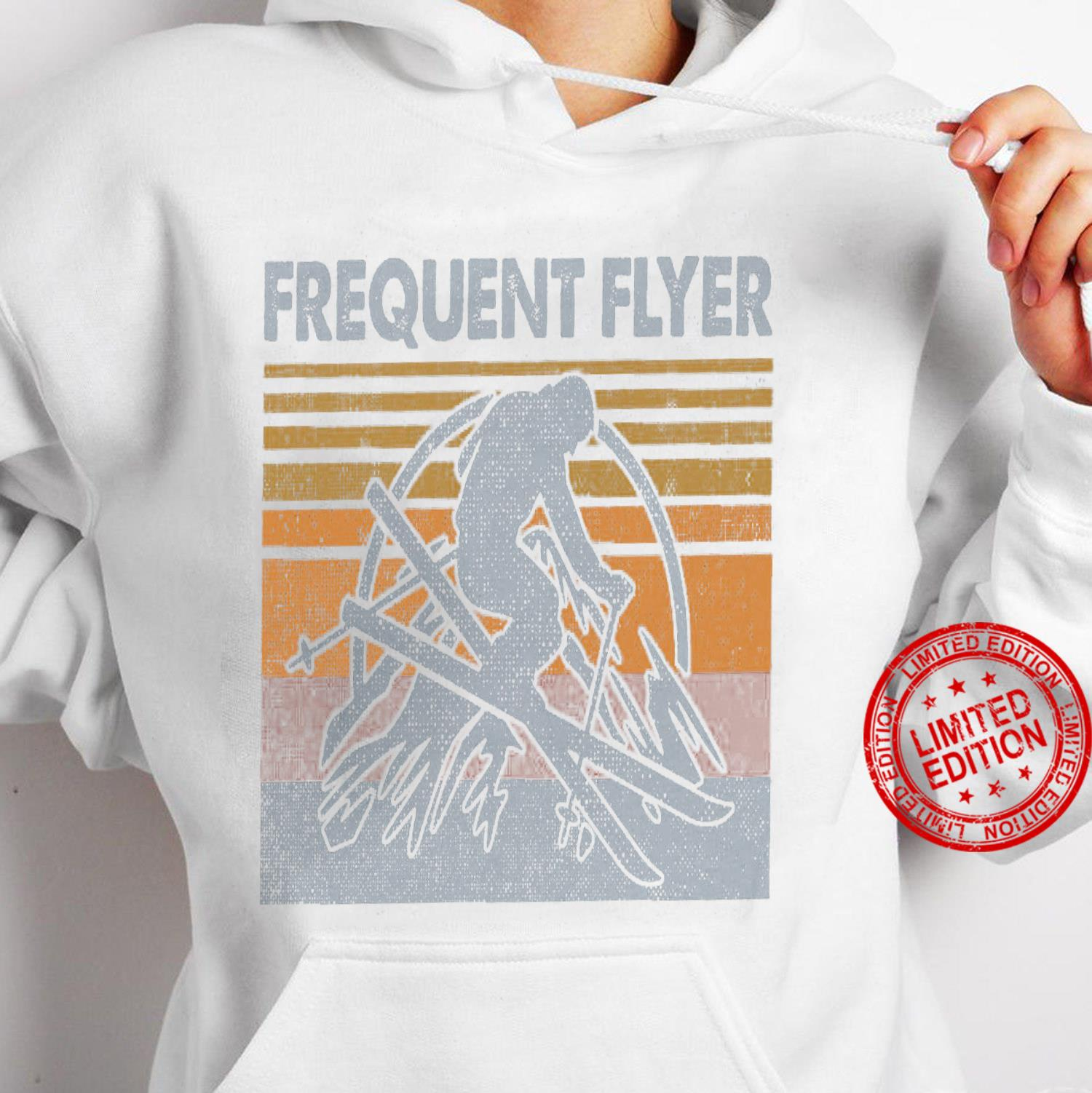 Frequent Flyer Shirt hoodie