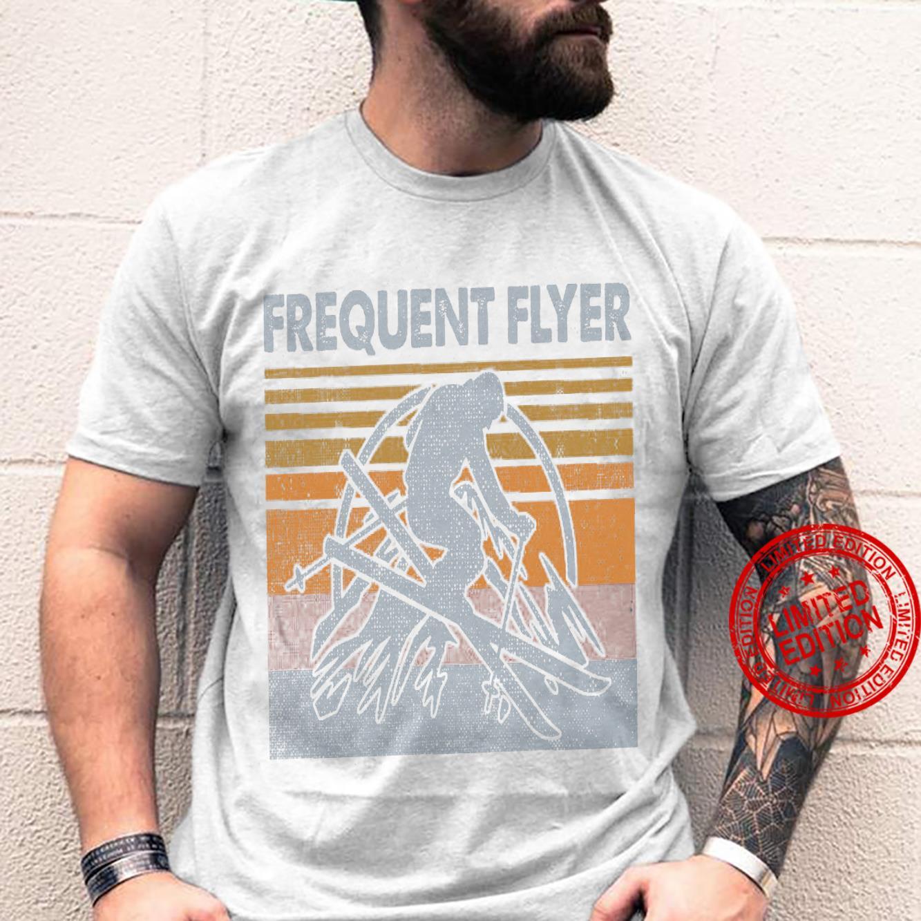 Frequent Flyer Shirt unisex