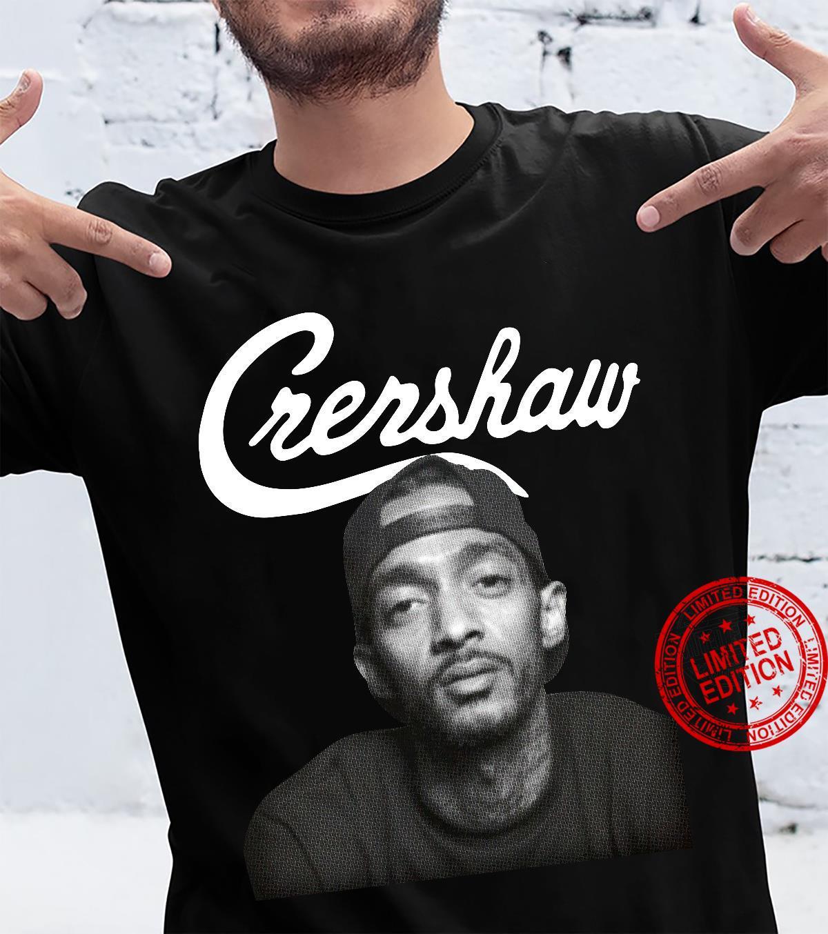 Nipsey Hussle Crenshaw Shirt