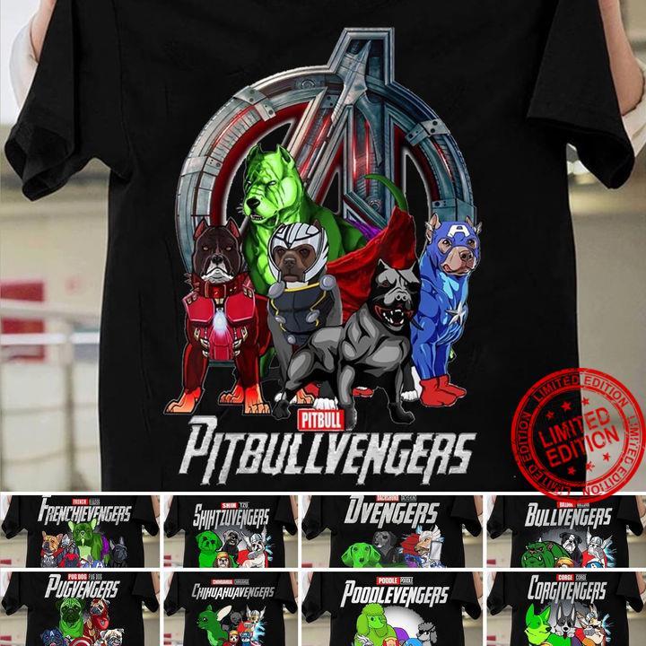 Pitbullvengers Shirt