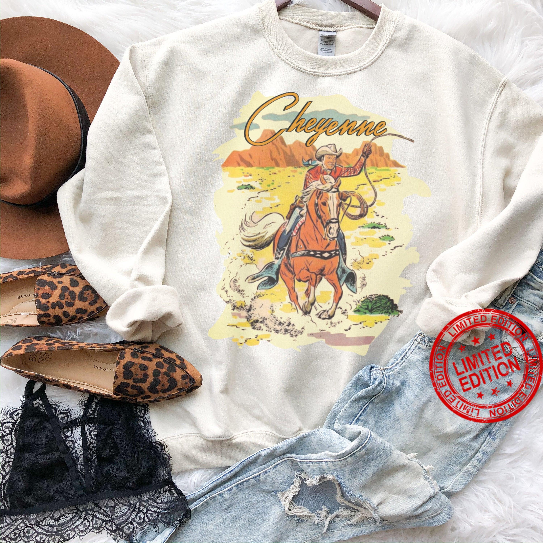 Retro Cowboy Shirt