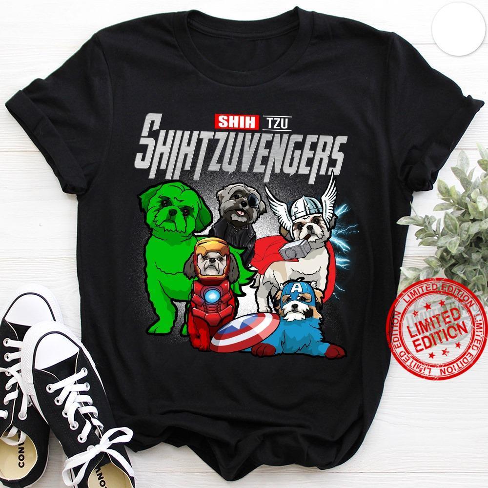 Shih Tzu Shihzuvengers Shirt