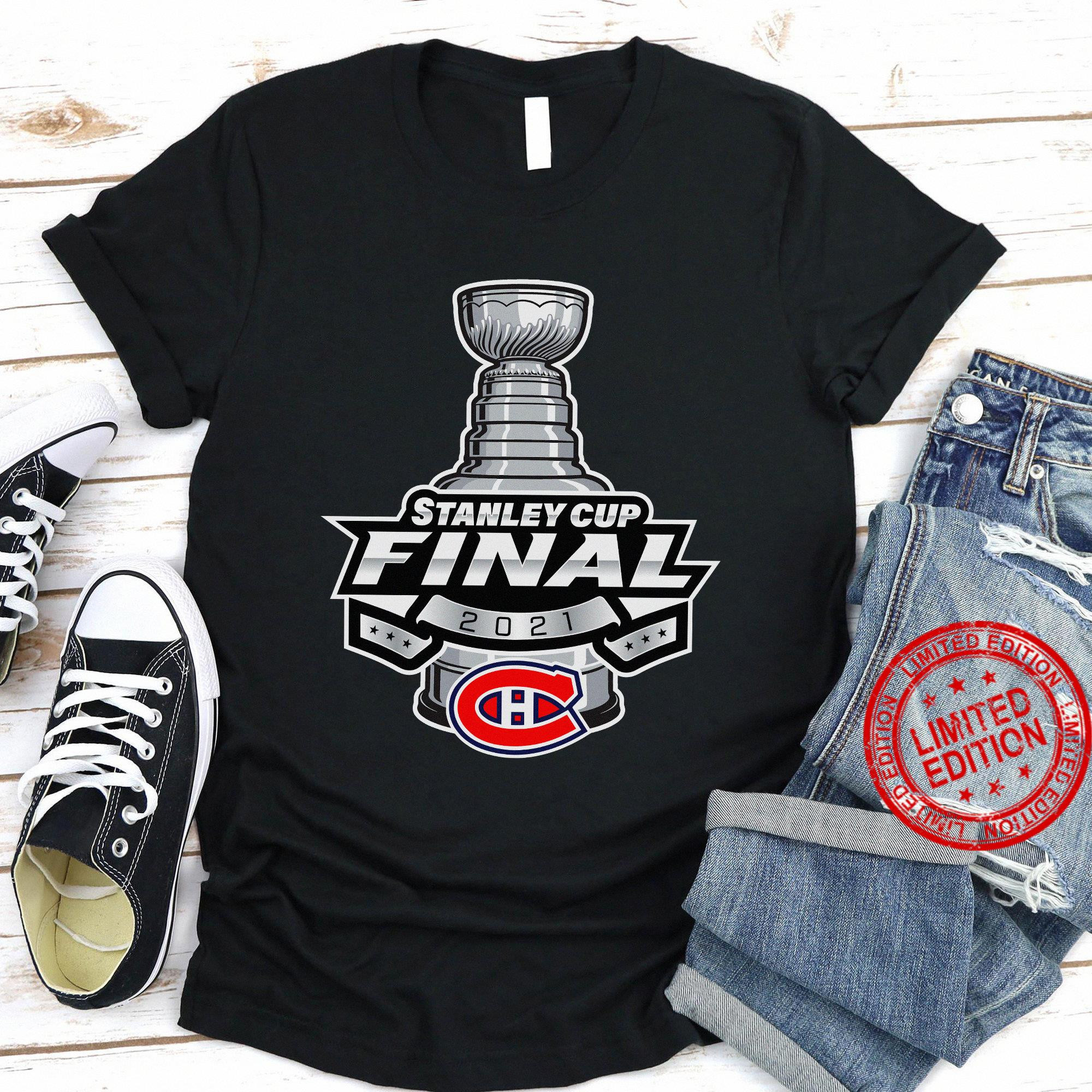 Stanley Cup Final 2021 Montreal Canadiens Shirt