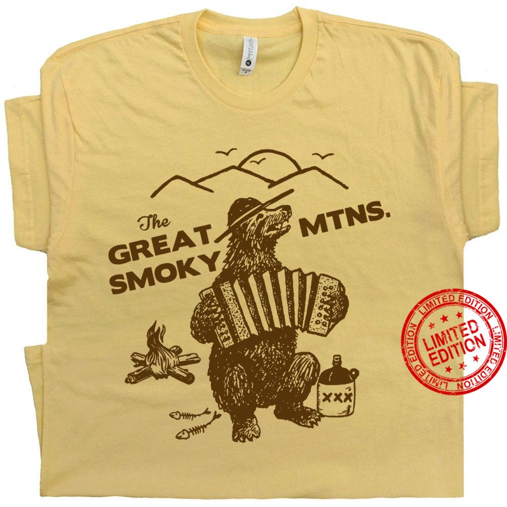 The Great Smoky Mountains Shirt