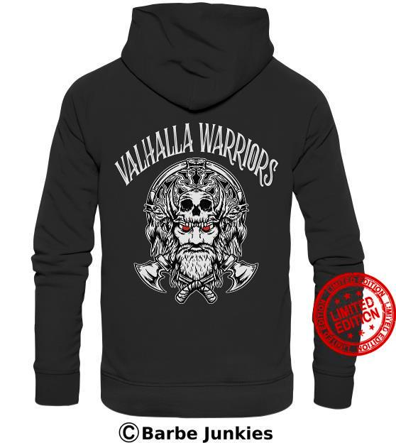 Valhalla Warriors Shirt