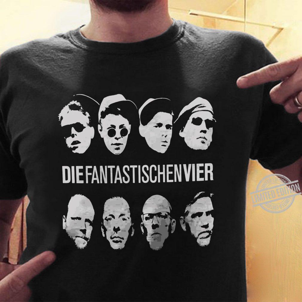 Die Fantastischen Vier Shirt