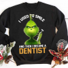 Grich I Used To Smile And Then I Became A Dentist Shirt