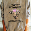 I Mean Damn Heifer Can You Evenr Just Worry Alout Yourself Shirt