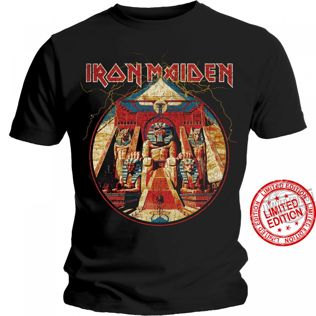 Iron Maiden Version Egypt Shirt